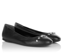Ballerinas - Classic Flat Ballerina Black