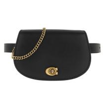 Umhängetasche Saddle Belt Bag Black