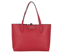 Bobbi Inside Out Tote Lipstick rot