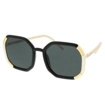 Sonnenbrille Women Sunglasses Catwalk 0PR 20XS Black