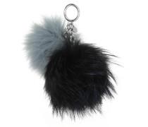 Sister Pom Fur Admiral/ Dusty Blue Schlüsselanhänger