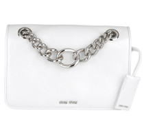Tasche - Pattina Shine Club Crossbody Bag Blanco