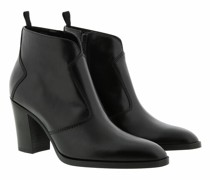 Boots & Stiefeletten Heel Ankle Leather