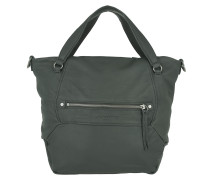 Manhattan Tote Rock Grey