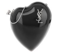 Love Box Clutch Black