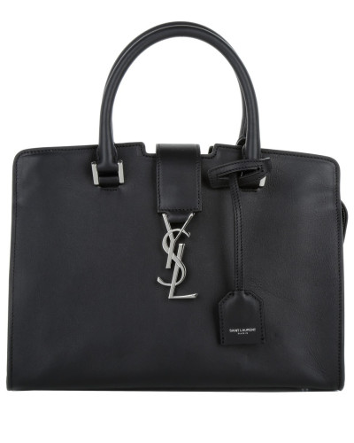 saint laurent damen saint laurent tasche small shopping bag nero in schwarz henkeltasche. Black Bedroom Furniture Sets. Home Design Ideas