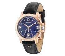 Uhr TRIENTO Watch Black/Rose Gold