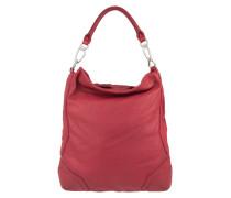 Tokio Vintage Hobo Bag Cherry Blossom Red rot