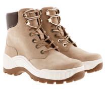 Boots Flat Tailored Sahara