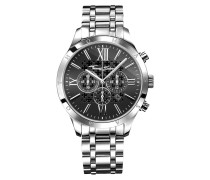 Uhr Watch Rebel Urban Silver/Black