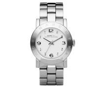 Armbanduhr - Amy Ladies Watch Glam Silver