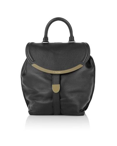 chlo damen see by chlo tasche lizzie backpack black in schwarz umh ngetasche f r damen. Black Bedroom Furniture Sets. Home Design Ideas