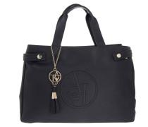 Tasche - Shopping Bag Tassle Blu