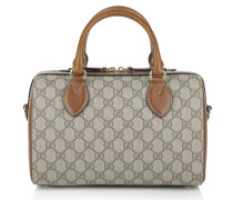 Tasche - Boston Bowling Bag Beige/Ebony