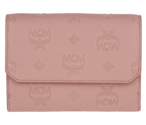 Klara Fold Medium Wallet Pink Blush Portemonnaie