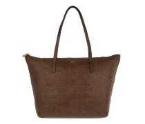 Tasche - Helena Shopper Large Croco Soft Brown