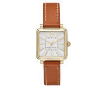 Vic Ladies Watch Brown Armbanduhr braun