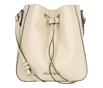 Eco Synthetic Bucket Bag Sabbia