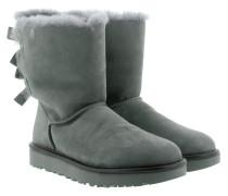 W Bailey Bow II Metallic Geyser Schuhe