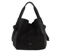 Shopper Alyssa Shopping Bag Black