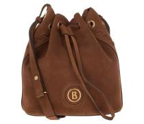 Tasche - Boheme Alina Bucket Bag Amber