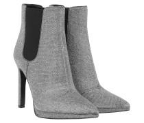 Boots Platform Brielle Bootie Fine Glitter Anthracite