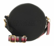 Crossbody Bags Colorblock Leather Penn Circle Bag