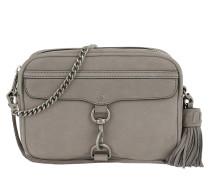 Medium Mab Camera Bag Nubuck Grey