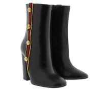Boots & Booties - Malaga Kid Nappa Boots Nero