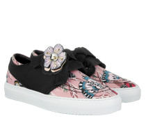 Milano Lace-Up Sneakers Multicolor Sneakers rosa