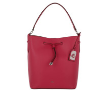 Debby Drawstring Bucket Bag Rouge/Rose Smoke Beuteltasche pink