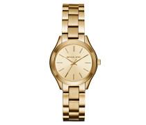 Armbanduhr - Ladies Slim Runway Watch Gold-Tone