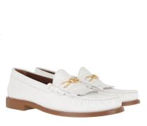 Schuhe Luco Loafer Optic White
