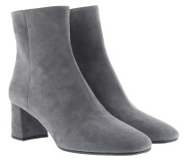 Calzature Donna Camoscio Nebbia Grey Schuhe