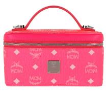 Umhängetasche Visetos Original Rockstar Vanitycase Neon Pink pink