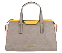 Tasche - Lisa Iconic Duffle Bag Taupe/Rose/Yellow