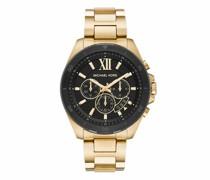 Uhren Men Brecken Chronograph Stainless Steel Watch