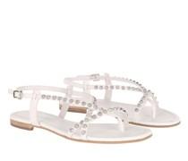 Sandalen & Sandaletten Elle Sandals Natural Calf