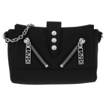 Kalifornia Mini Shoulderbag Black Umhängetasche