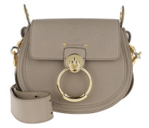 Umhängetasche Tess Shoulder Bag Leather Motty Grey