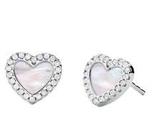 Ohrringe Kors Love Earring Silver