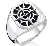 Ring Compass Black