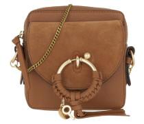 Umhängetasche Joan Camera Bag Leather Caramello