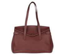 Tasche - Handle Bag Burgundy