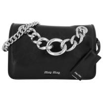 Tasche - Pattina Crossbody Bag Small Nero