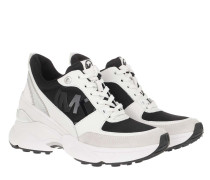 Sneakers Mickey Trainer Black Optic White