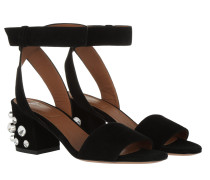 Sandale 6 Paris Black Sandalen