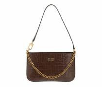 Satchel Bag Katey Mini Top Zip Shoulder