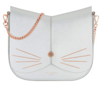 Kittii Cat Umhängetasche Bag Xmid Silver