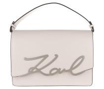 K/Signature Big Shoulderbag Light Rose